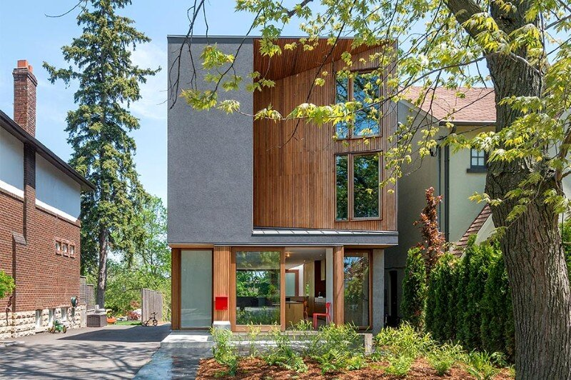 Bala Line House by Williamson Chong Architects Toronto (1)