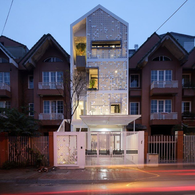 Cocoon House by Landmak Architecture (3)