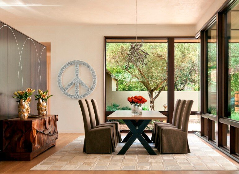 Cove House - Remodeling of a 1980s House in Austin (16)