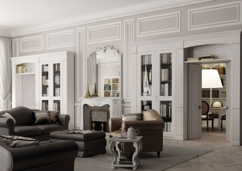 English Mood Collection - Apartment in Paris by Minacciolo (1)