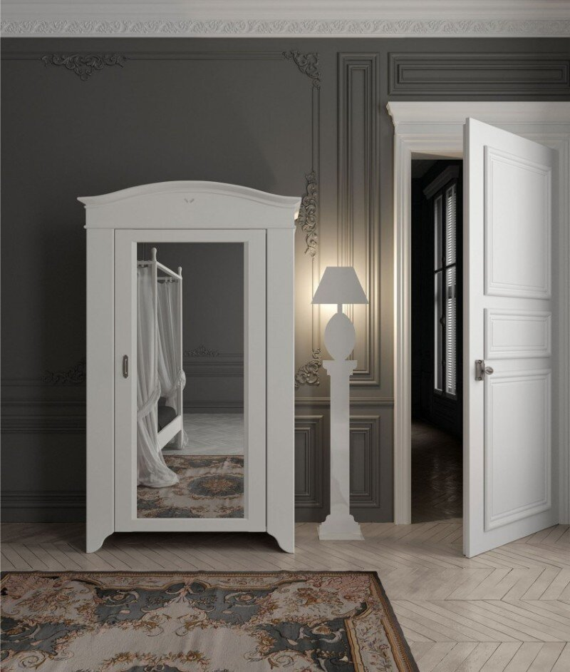English Mood Collection - Apartment in Paris by Minacciolo (10)