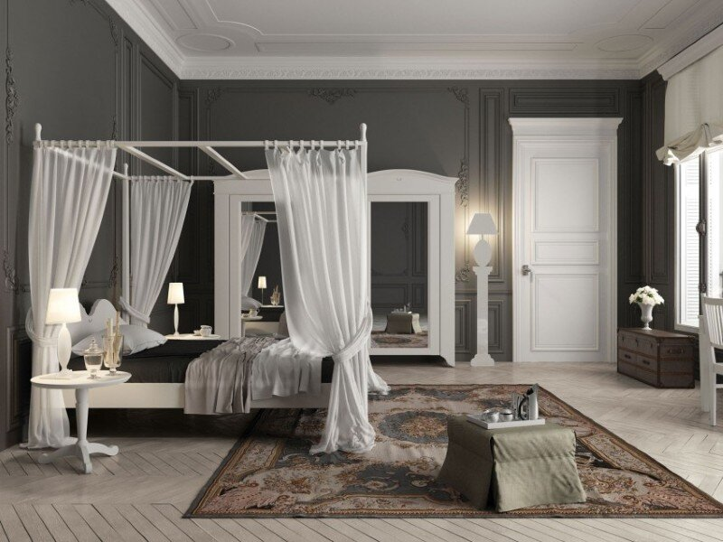 English Mood Collection - Apartment in Paris by Minacciolo (11)