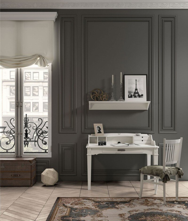 English Mood Collection - Apartment in Paris by Minacciolo (12)