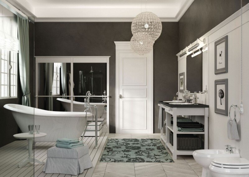 English Mood Collection - Apartment in Paris by Minacciolo (17)