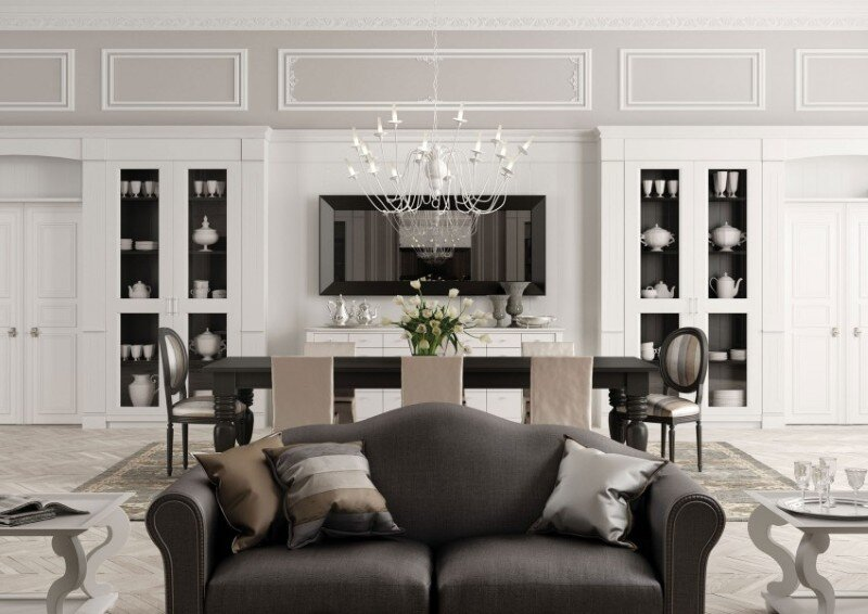 English Mood Collection - Apartment in Paris by Minacciolo (3)