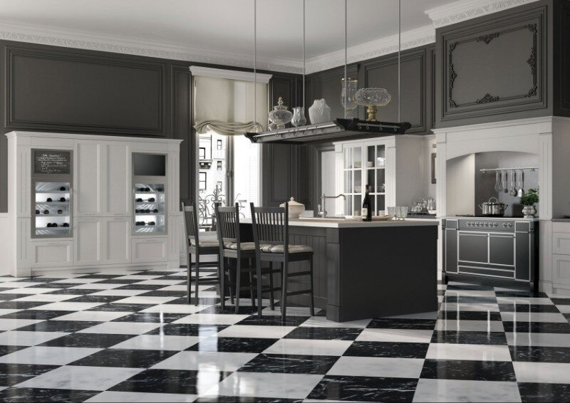 English Mood Collection - Apartment in Paris by Minacciolo (4)