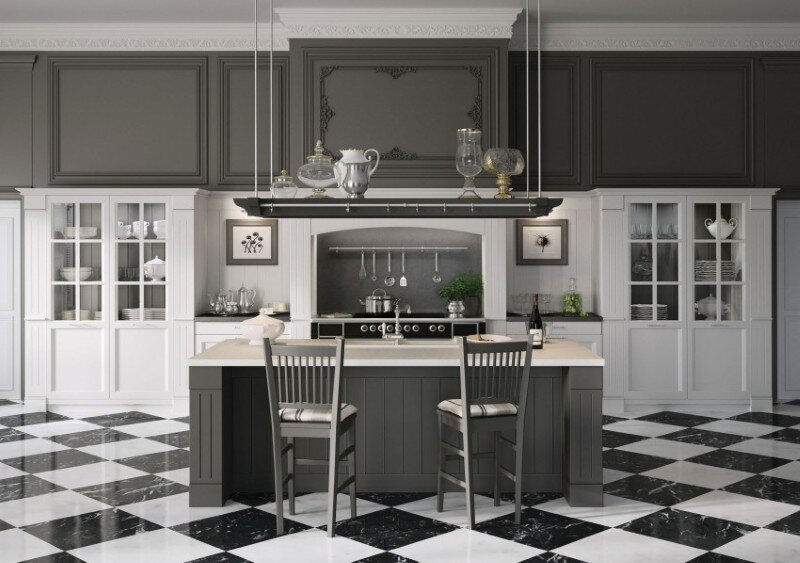 English Mood Collection - Apartment in Paris by Minacciolo (5)
