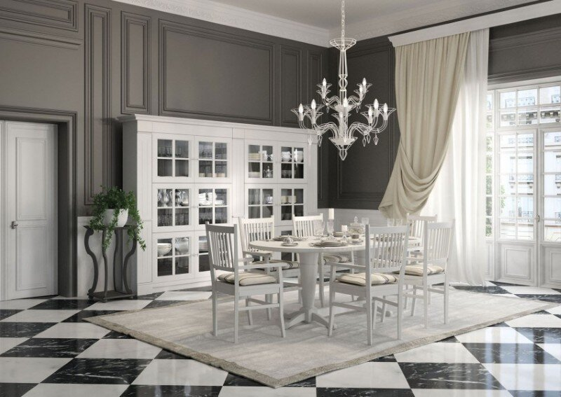 English Mood Collection - Apartment in Paris by Minacciolo (8)