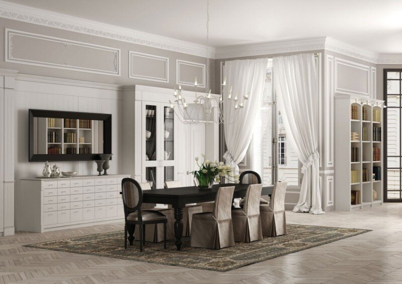 English Mood Collection - Apartment in Paris by Minacciolo (9)