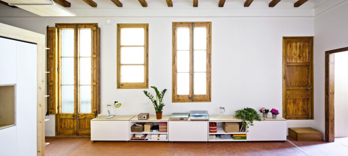 Full Refurbishment of an Apartment in the Eixample District in Barcelona (5)