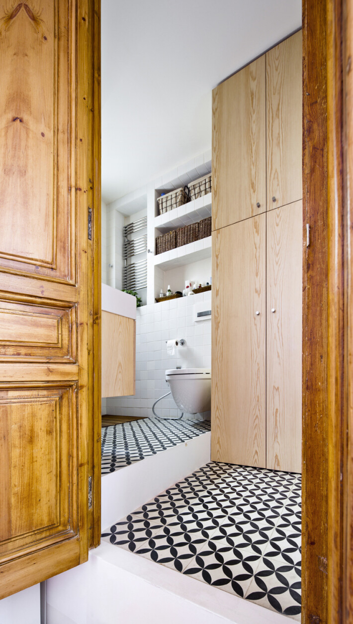 Full Refurbishment of an Apartment in the Eixample District in Barcelona (8)