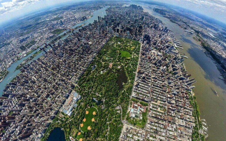 New York Horizon Project Creates the Illusion of Infinity in the Heart of New York City (9)