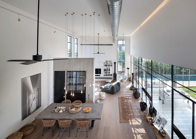 "Savion Residence - ""L"" Shaped House for a Family of Four (21)"