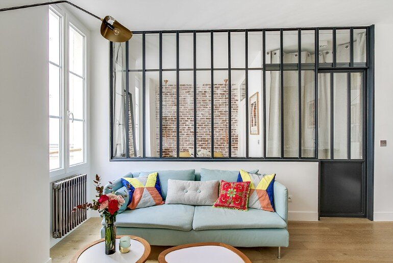 36 Square Meters Apartment Design Optimized By Transition Id
