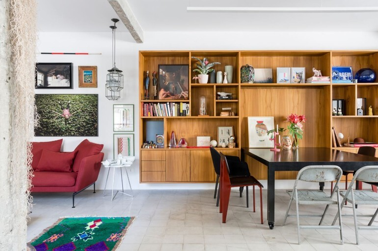 Stylish Brazilian Flat Displaying an Inspiring Eclectic Design (20)