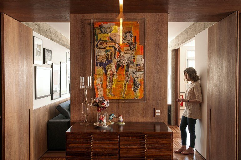 Urimonduba Apartment is a Mix of Genres and Styles (10)