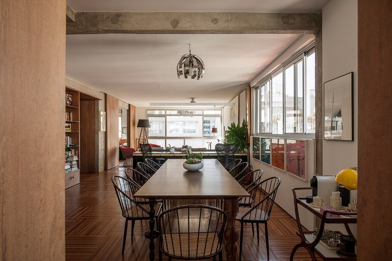 Urimonduba Apartment is a Mix of Genres and Styles (22)