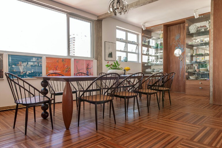 Urimonduba Apartment is a Mix of Genres and Styles (9)