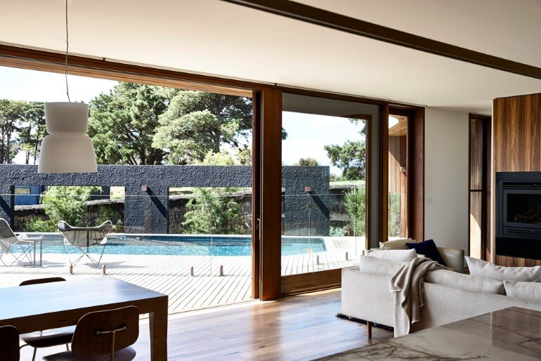 13th Beach Courtyard House by Auhaus Architecture (16)