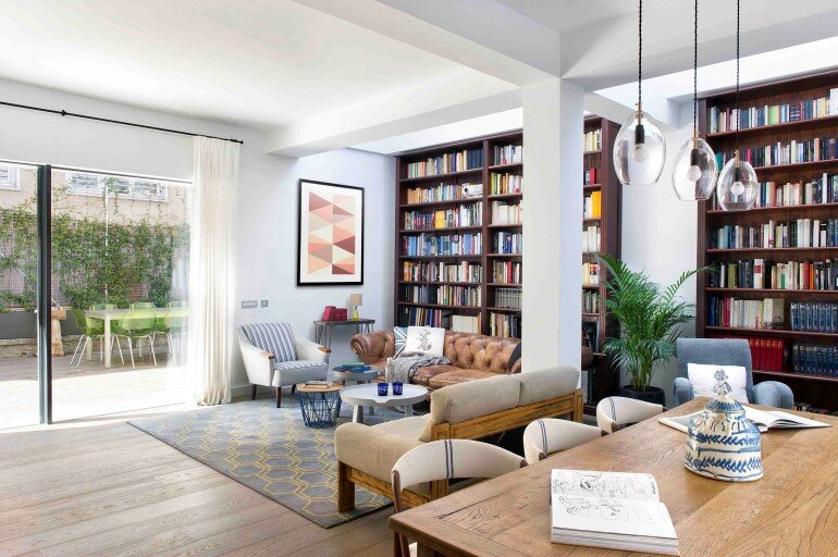 A Live-in Tale - Old Madrid House Turned into a Welcoming home (2)