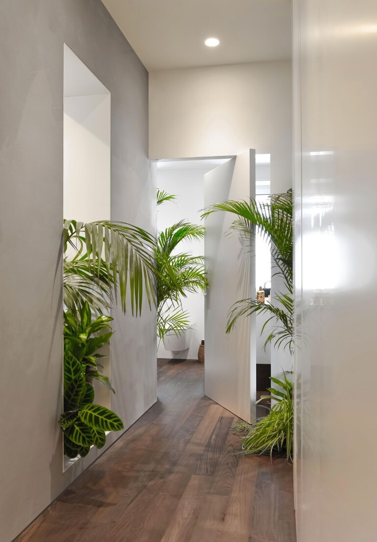 Brazilian Taste - Office Turned into a Fresh and Elegant Living Space (10)