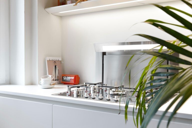 Brazilian Taste - Office Turned into a Fresh and Elegant Living Space (2)