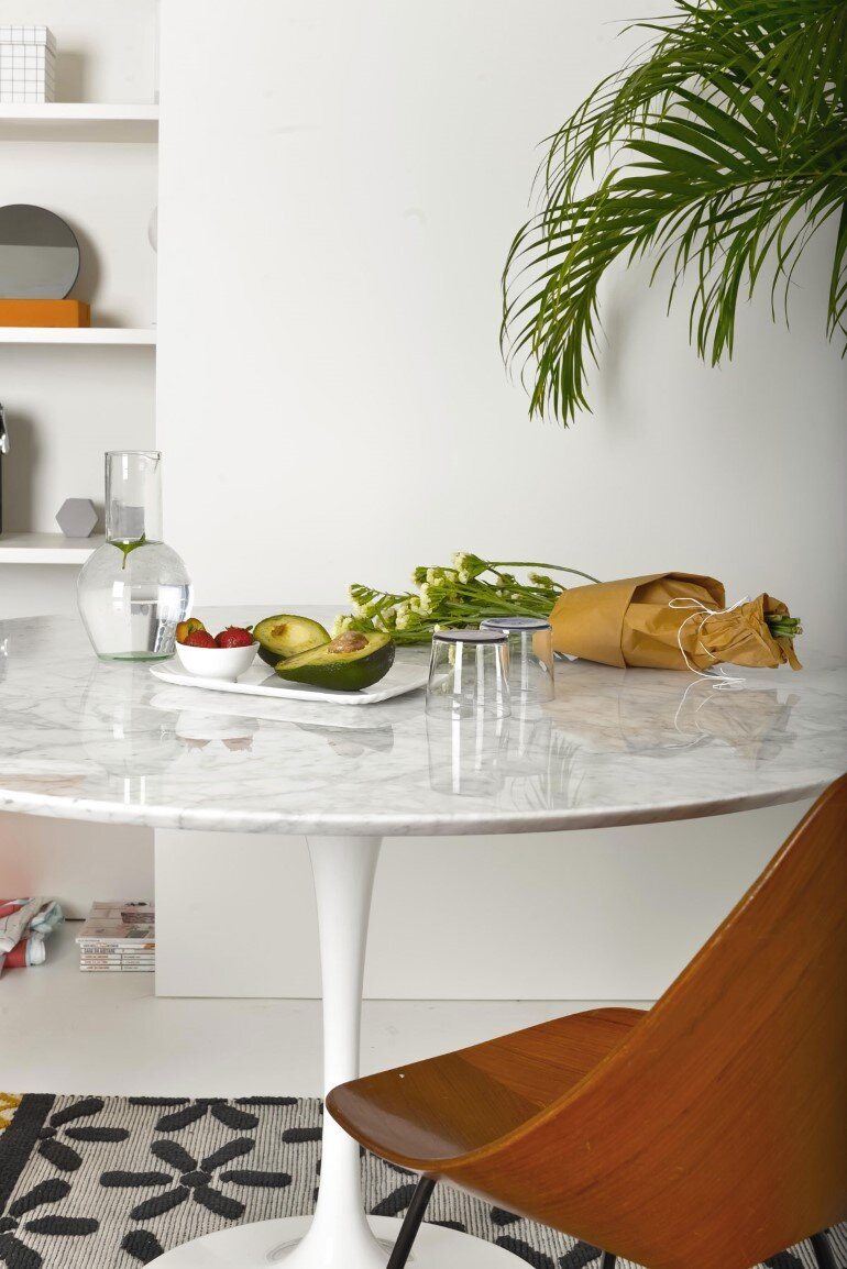 Brazilian Taste - Office Turned into a Fresh and Elegant Living Space (4)