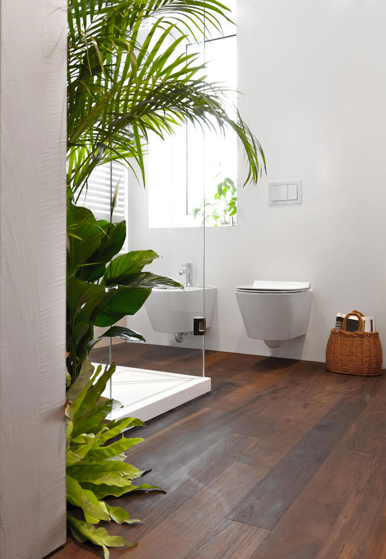 Brazilian Taste - Office Turned into a Fresh and Elegant Living Space (6)