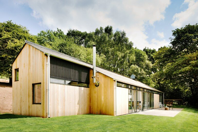 Chicken Shed - A Poultry Barn Converted into a Rural Holiday Home (1)