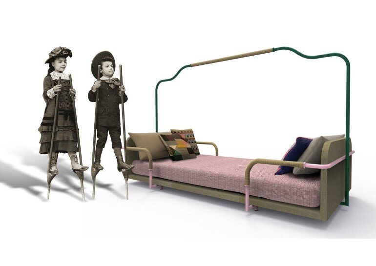 Cose Da Bocia Collection - Fusions of Pastels Shades and Eco-friendly Materials (1)