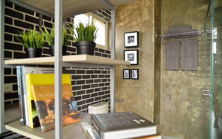 Feast in Green - Functionality And Warmth In a One-Storey Home (5)