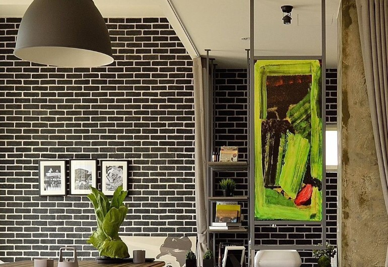 Feast in Green - Functionality And Warmth In a One-Storey Home (8)