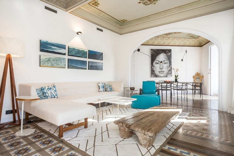Flat in Eixample - Exotic Balance of Style (1)