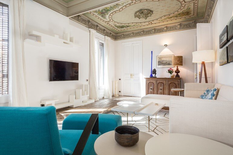 Flat in Eixample - Exotic Balance of Style (4)