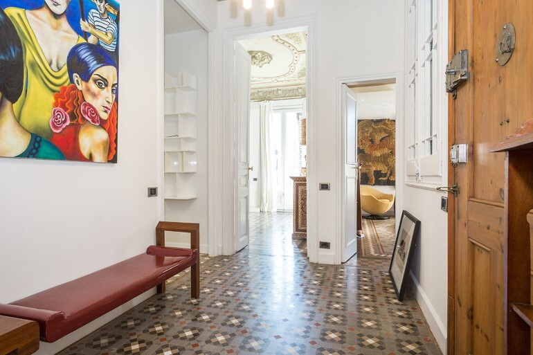 Flat in Eixample - Exotic Balance of Style (5)