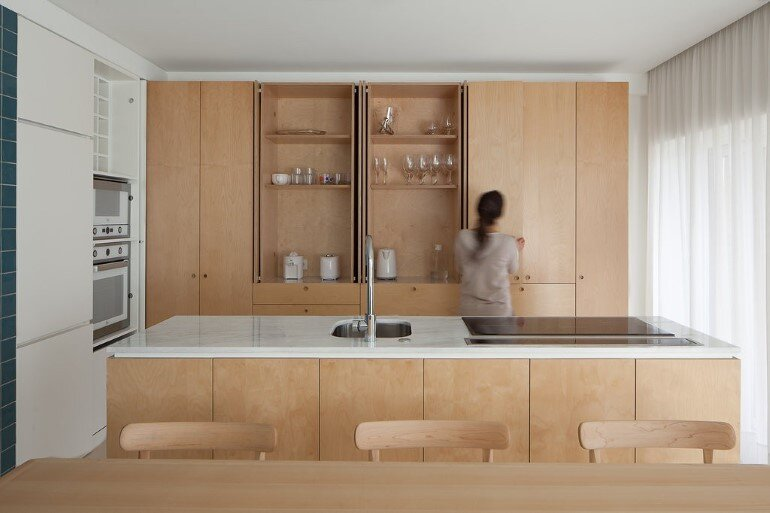 Forte Apartment was Turned to the Light by Merooficina (8)