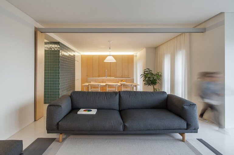 Forte Apartment was Turned to the Light by Merooficina (9)