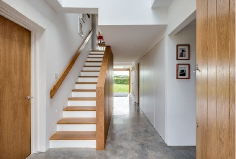 Laurel House - Contemporary Extension for a Delightful Traditional Cottage (10)