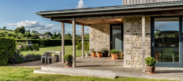 Laurel House - Contemporary Extension for a Delightful Traditional Cottage (11)