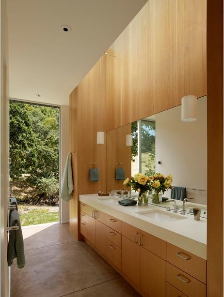 Net-Zero House Designed for OutdoorIndoor Summer Living - Sonoma Residence (9)