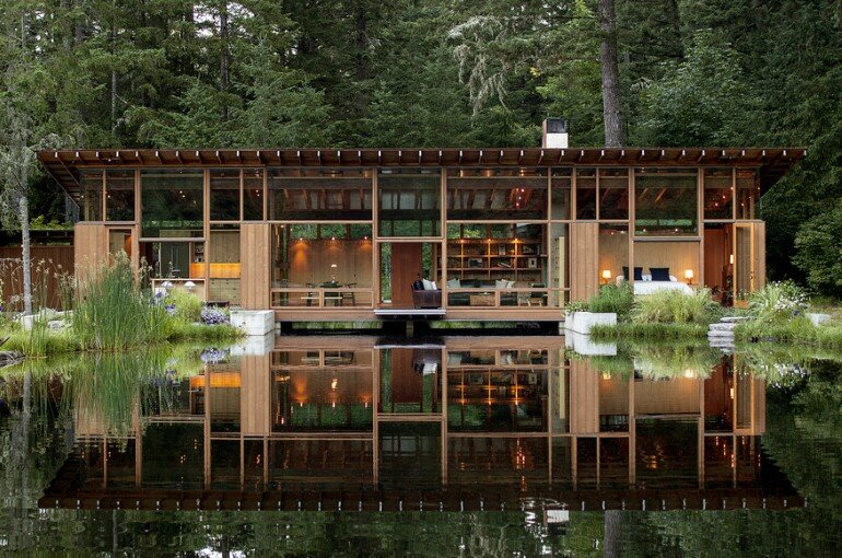Newberg Residence by Cutler Anderson Architects (1)