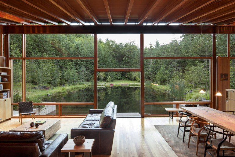 Newberg Residence by Cutler Anderson Architects (3)