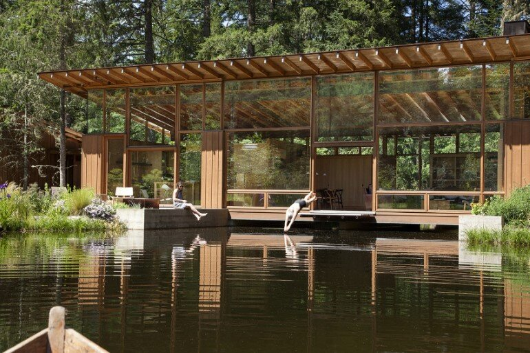 Newberg Residence by Cutler Anderson Architects (5)