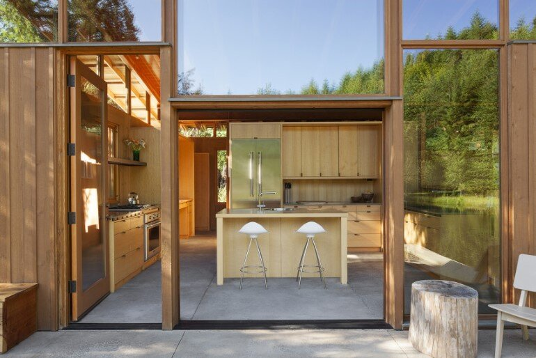 Newberg Residence by Cutler Anderson Architects (6)