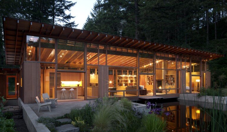 Newberg Residence by Cutler Anderson Architects (7)