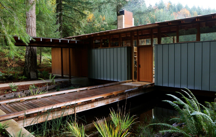 Newberg Residence by Cutler Anderson Architects (8)