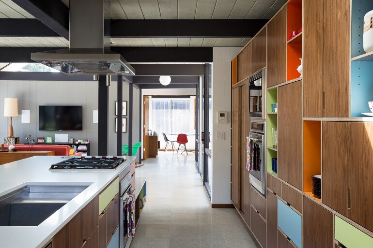 Renewed Classic Eichler Home in Silicon Valley by Klopf Architecture (10)
