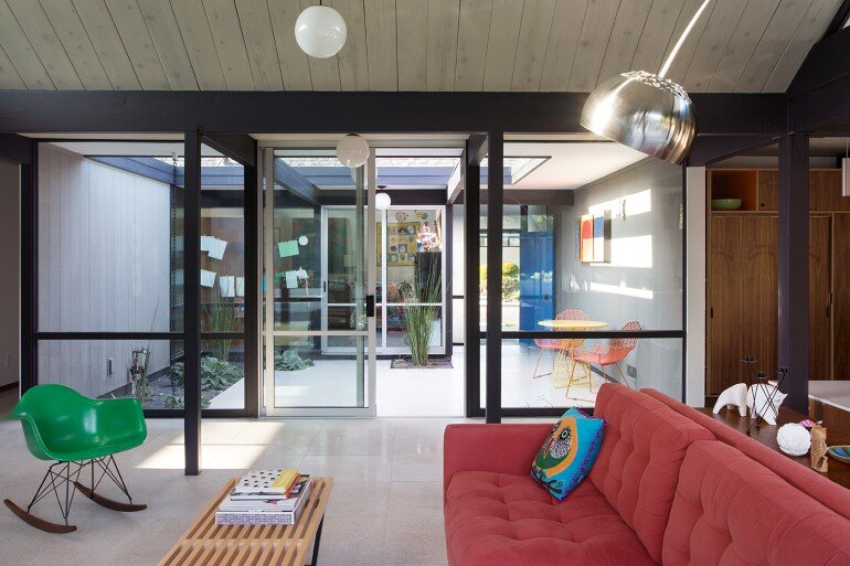 Renewed Classic Eichler Home in Silicon Valley by Klopf Architecture (20)