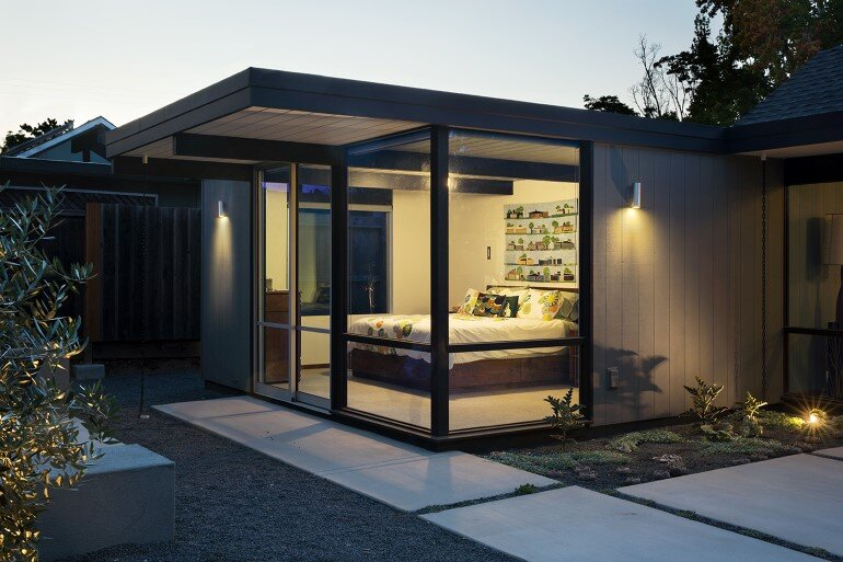 Renewed Classic Eichler Home in Silicon Valley by Klopf Architecture (8)