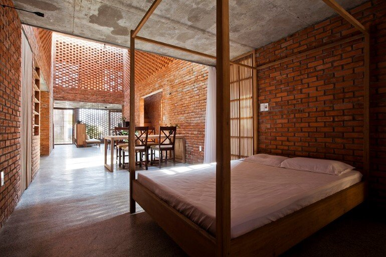 Termitary House Has an Architecture Inspired by Termite Nests (12)